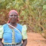 The Water Project: Katuluni Community -  Mary Nzoka