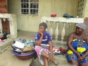 The Water Project:  Aminata Sankoh