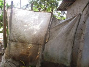 The Water Project:  Bath Shelter