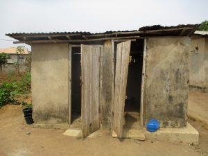 The Water Project:  Latrine Structures
