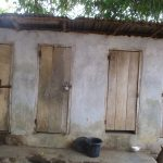 The Water Project: Tholmossor, Masjid Mustaqeem, 18 Kamtuck Street -  Latrines