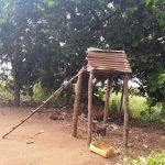 The Water Project: Nyakasenyi Byebega Community -  Chicken Coop