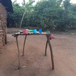 The Water Project: Nyakasenyi Byebega Community -  Dish Rack