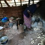 The Water Project: Nyakasenyi Byebega Community -  Kitchen
