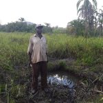 The Water Project: Nyakasenyi Byebega Community -  Open Water Source