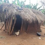 The Water Project: Nyakasenyi Byebega Community -  Typical Kitchen
