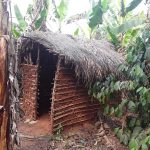 The Water Project: Nyakasenyi Byebega Community -  Latrine