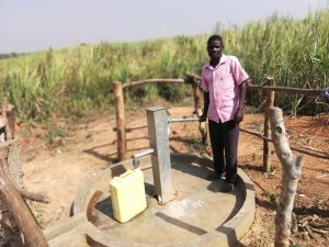 The Water Project:  At Distant Well