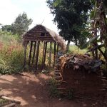 The Water Project: Kimigi Kyamatama Community -  Chicken Coop And Livestock Pen