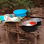 The Water Project: Kimigi Kyamatama Community -  Dish Rack