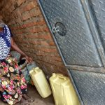 The Water Project: Kimigi Kyamatama Community -  Drinking Water