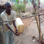 The Water Project: Kimigi Kyamatama Community -  Handwashing