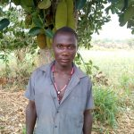 The Water Project: Kimigi Kyamatama Community -  John Wamani