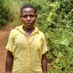 The Water Project: Kimigi Kyamatama Community -  Margaret Alinatwe