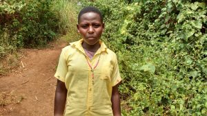 The Water Project:  Margaret Alinatwe