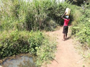 The Water Project:  Returning Home With Water
