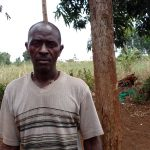 The Water Project: Kikube Nyabubale Community -  Lukana Robert
