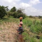 The Water Project: Kikube Nyabubale Community -  Walking With Water