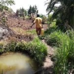 The Water Project: Rubana Yagilewo Community -  Carrying Water