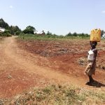 The Water Project: Rubana Yagilewo Community -  Carrying Water Home