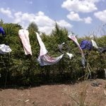 The Water Project: Rubana Yagilewo Community -  Clothesline