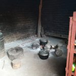 The Water Project: Rubana Yagilewo Community -  Inside Kitchen