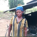 The Water Project: Rubana Yagilewo Community -  Kaija Christine