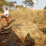 The Water Project: Rubana Yagilewo Community -  Waste Pit