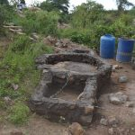 The Water Project: Ilandi Community A -  Well Progress