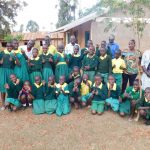 The Water Project: Majengo Primary School -  Training Participants