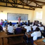 The Water Project: Namasanda Secondary School -  Training