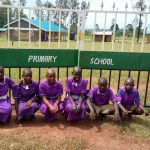 The Water Project: Chiliva Primary School -  School Gate