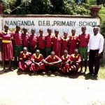 The Water Project: Nanganda Primary School -  School Entrance