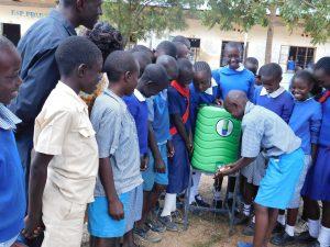 The Water Project:  Handwashing Training
