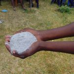 The Water Project: Musango Mixed Secondary School -  Ash To Pour Down The Latrine Pits