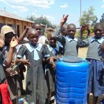 The Water Project: Namakoye Primary School -  Handwashing Training