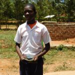 The Water Project: Namasanda Secondary School -  Ernest Aswani