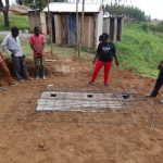 The Water Project: Shibinga Primary School -  Latrine Construction