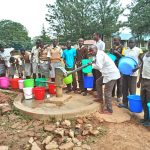 The Water Project: Kimangeti Girls' Secondary School -  Girls At The Neighboring Boys School