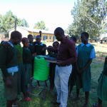 The Water Project: Bojonge Primary School -  Handwashing Training