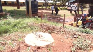 The Water Project:  Secondary School Well