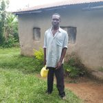The Water Project: Buyangu Community, Osundwa Spring -  Tyson Emonyangwa