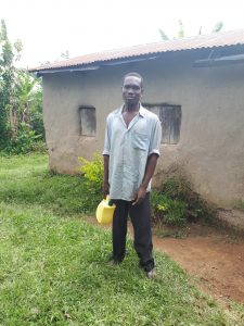 The Water Project:  Tyson Emonyangwa