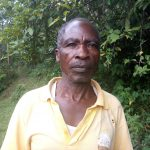 The Water Project: Kisasi Community, Edward Sabwa Spring -  Edward Sabwa