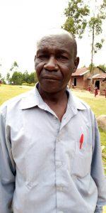 The Water Project:  Board Member Jackson Kivunaga