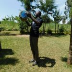 The Water Project: Mukangu Community, Lihungu Spring -  Water Handling Training