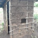 The Water Project: Imusutsu Community, Ikosangwa Spring -  Mud Latrine