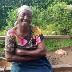 The Water Project: Shikangania Community, Abungana Spring -  Elemina Indakuli