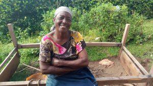 The Water Project:  Elemina Indakuli