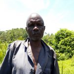 The Water Project: Bumira Community, Madegwa Spring -  Joseph Madegwa